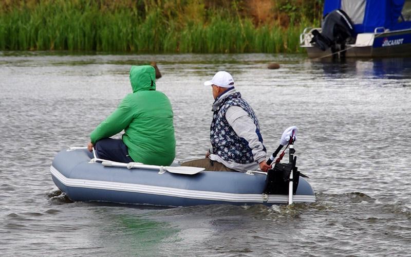 насос лодки пвх юкона